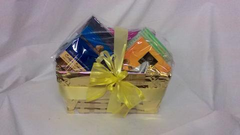 luxury choc basket r600