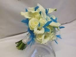 wedding flowers bride 4