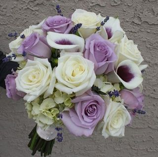 wedding flowers bride 5