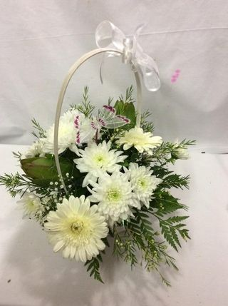 flowers basket maleys flowers port elizabeth 1