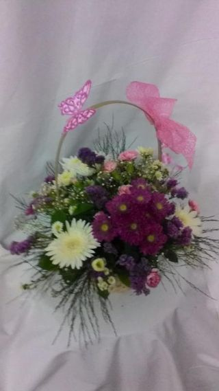 flowers basket maleys flowers port elizabeth 2