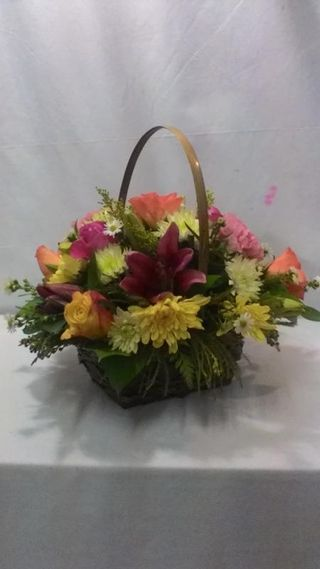 flowers basket maleys flowers port elizabeth 6