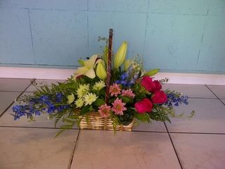flowers basket maleys flowers port elizabeth 8